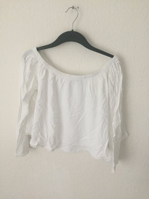 New Look off shoulder shirt