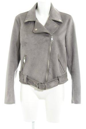 New Look Outdoor Jacket grey rockabilly style