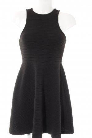 New Look Petite A-Linien Kleid schwarz Casual-Look