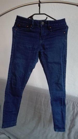 New Look Petite Hose blau Asos M 38 Super Skinny Jeans