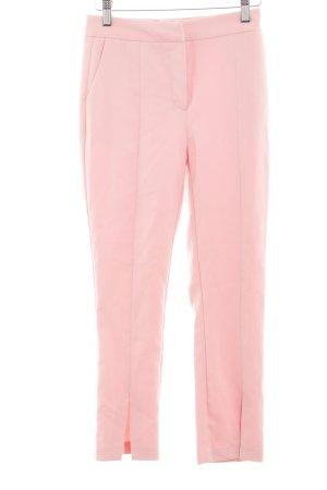 New Look Petite Stoffhose rosé Business-Look