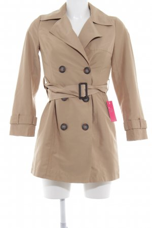 New Look Petite Trenchcoat beige College-Look