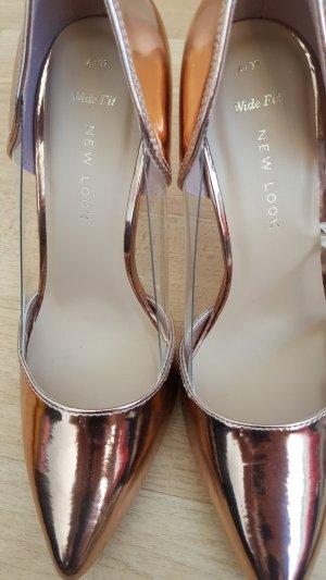 provide plenty of los angeles pre order New Look High Heels beige