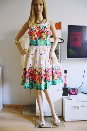New Look retro kleid gr.12 ca.40 vintage