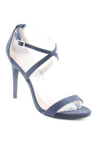 New Look Riemchenpumps dunkelblau Elegant