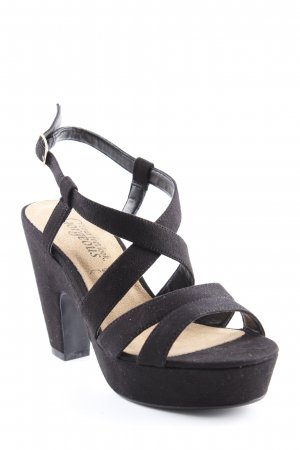 New Look Riemchenpumps schwarz Elegant