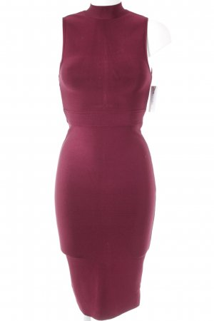 New Look Tube Dress purple business style