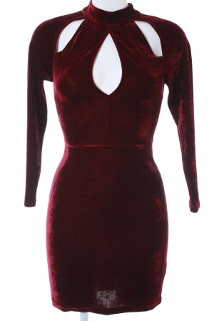 New Look Schlauchkleid purpur Elegant