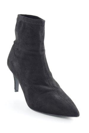New Look Schlüpf-Stiefeletten schwarz Elegant