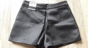 New Look Shorts Hotpants Shortsrock Satin Party