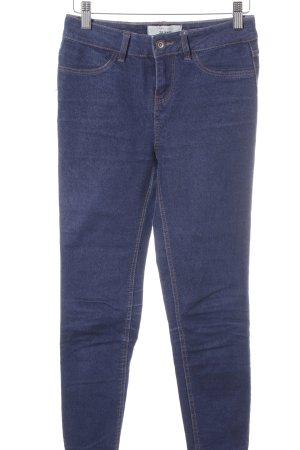 New Look Skinny Jeans dunkelblau schlichter Stil