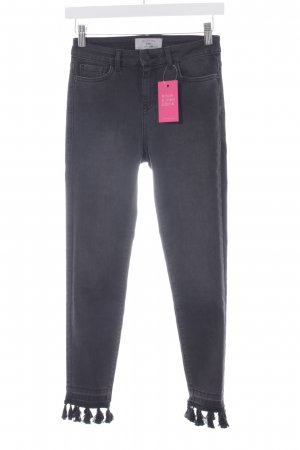 New Look Skinny Jeans grau Casual-Look