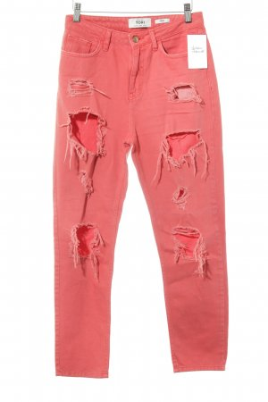 "New Look Slim Jeans ""Tori"" hellrot"