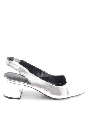 New Look Slingback pumps zilver elegant