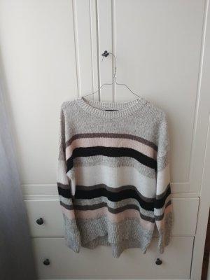 New Look Streifen Pullover
