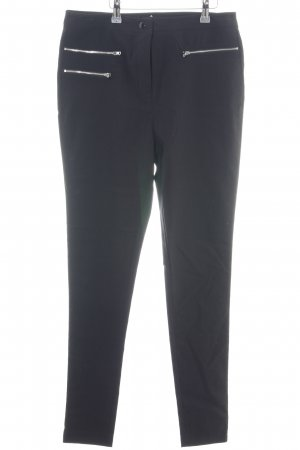 New Look Stretch Trousers black casual look