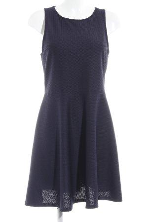 New Look Stretchkleid dunkelblau Party-Look