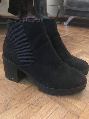 New Look Suede Ankle boots Stiefeletten eu 37