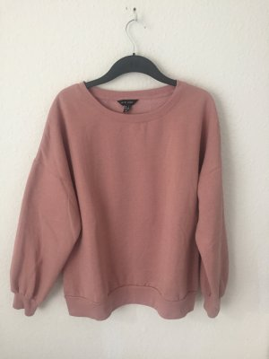 New Look Sweat Shirt rose-gold-coloured-pink