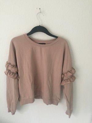 New Look Sweatshirt mit Volants