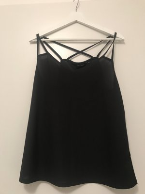 New Look Tanktop schwarz