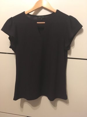 New Look Tshirt nachtblau dunkelblau