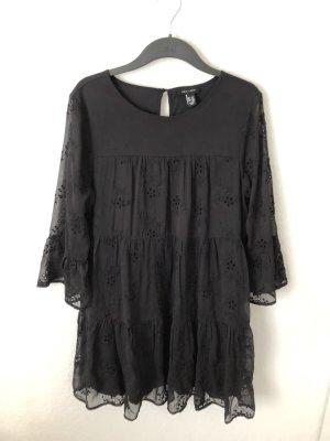 New Look Robe tunique noir