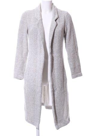 New Look Wool Jacket light grey flecked casual look
