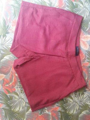 New Mango shorts Leinen