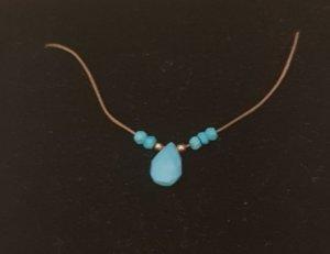New One Halskette
