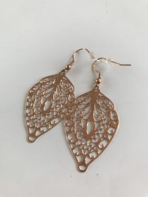 New One Dangle rose-gold-coloured