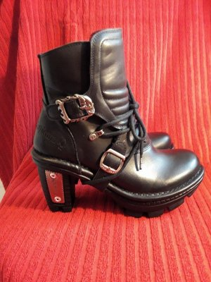 New Rock Boots Gr.37 Neu!!