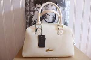 new tasche guess white