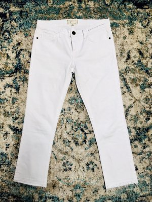NEW! The cropped Straight Jeans! CURRENT/ELLIOTT!