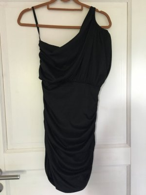 New Trendy Abendkleid schwarz Gr. XS