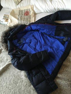 Tommy Hilfiger Giacca invernale blu scuro-blu
