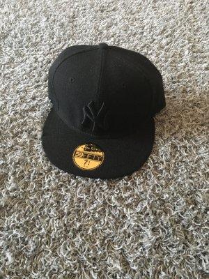New York Yankees Cap schwarz