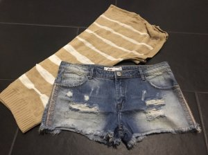New Yorker Fishbone Shorts Hotpants Gr. M