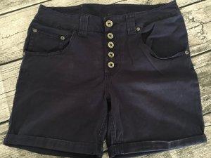 New Yorker Fishbone Sister Shorts navy S