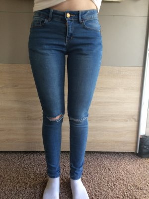 New Yorker Jeans Blau