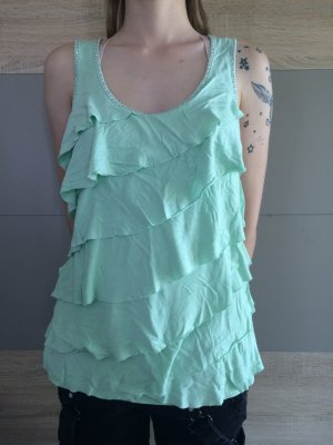 New Yorker Mint Top!