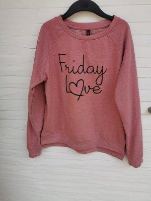 Sweatshirt or rose