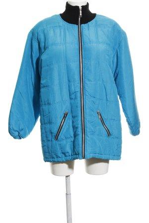 Newport Oversized Jacke neonblau 80ies-Stil