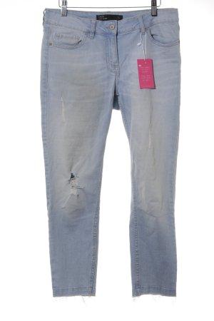 """Next 7/8 Jeans """"Crop"""" himmelblau"""