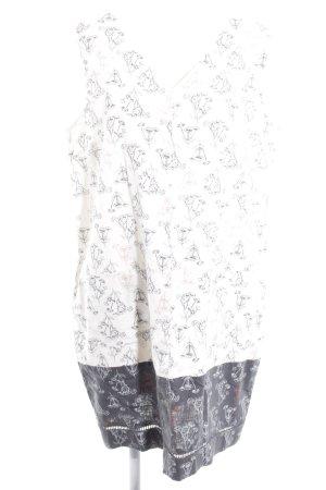 Next A-Linien Kleid Blumenmuster Casual-Look