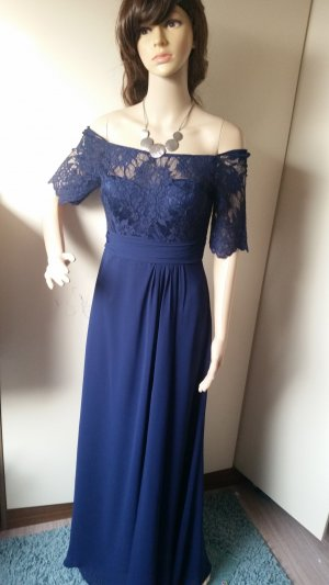 Next Abendkleid blau 36