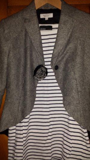 NEXT Blazer Tweed, Salz & Pfeffer Gr.36 *top*