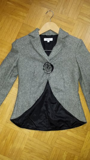 NEXT Blazer Tweed, Salz & Pfeffer Gr.36 *top