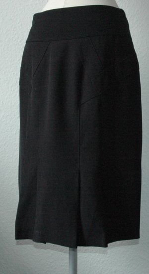 Next busines Rock knielang Gr. UK 10 38 S M schwarz Pencilskirt
