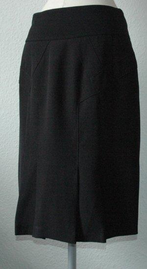 Next busines Rock knielang Gr. UK 10 38 S M schwarz Pencilskirt